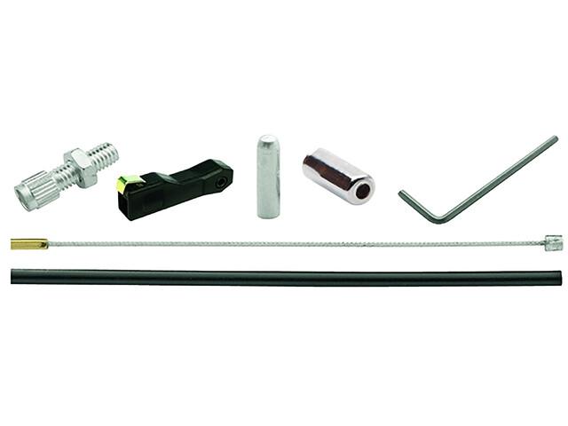 XLC SH-X19 Shift Cable Kit 1700/2250mm, negro